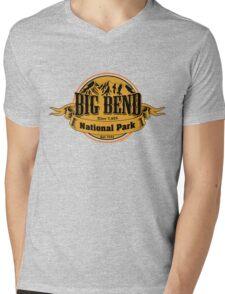 Big Bend National Park, Texas  Mens V-Neck T-Shirt