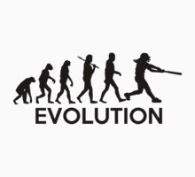 Evolution of a Softball Player by shakeoutfitters