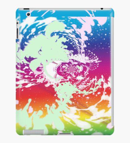 Milky Rainbow Splash iPad Case iPad Case/Skin