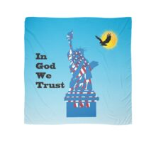 In God We Trust Scarf