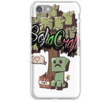 SofiaCraft Server iPhone Case/Skin