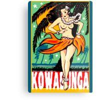 Kowabunga! Metal Print