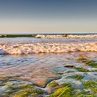 LOSSIEMOUTH - COVESEA WAVES by JASPERIMAGE