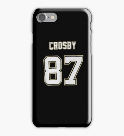 Sidney Crosby Jersey iPhone Case iPhone Case/Skin
