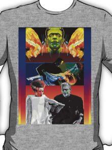 Bride Triptych T-Shirt