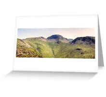Above Ennerdale Greeting Card
