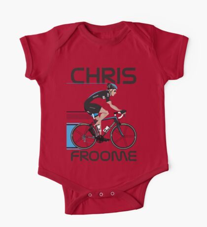 Chris Froome One Piece - Short Sleeve