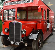 AEC Regent 1 Breakdown Tender by mike  jordan.