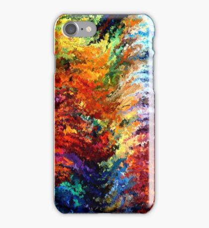 modern composition 14 by rafi talby iPhone Case/Skin