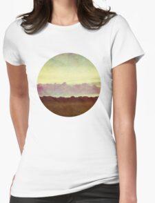 horizon horizon Womens Fitted T-Shirt
