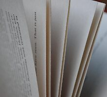 Pages of a Book by Jayne Plant