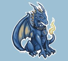 Police Box Dragon by Jessica Feinberg