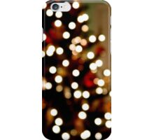 Christmas Glimmer     ^ iPhone Case/Skin