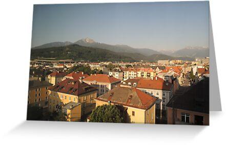 Innsbruck Morning by CreativeEm