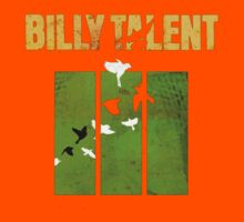 Billy Talent Any Color Backgrounds Kids Tee