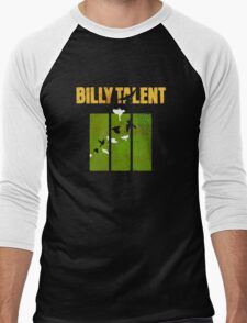 Billy Talent Any Color Backgrounds Men's Baseball ¾ T-Shirt