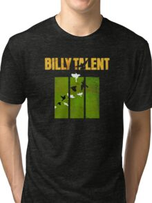 Billy Talent Any Color Backgrounds Tri-blend T-Shirt
