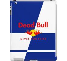 Dead Bull iPad Case/Skin