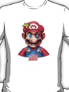 Beat Up Mario T-Shirt