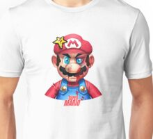 Beat Up Mario Unisex T-Shirt