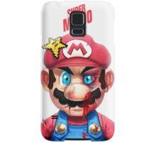 Beat Up Mario Samsung Galaxy Case/Skin