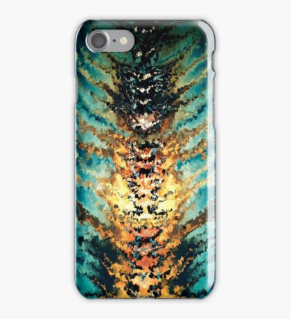 modern composition 15 by rafi talby iPhone Case/Skin