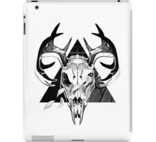 Deer Skull iPad Case/Skin