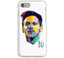 Messi ART iPhone Case/Skin