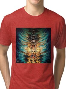 modern composition 15 by rafi talby Tri-blend T-Shirt