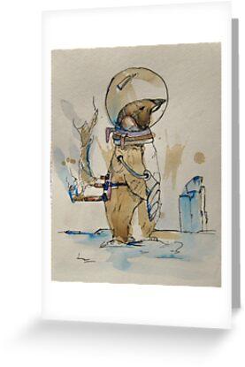 Mec-Penguin by Christopher Boring