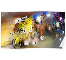 Le Tour de France 05 Poster