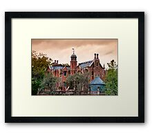 Room For One More  Framed Print