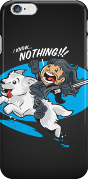 I Know NOTHING!!! by AtomicRocket