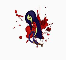 """Daddy, Why Did You Eat My Brains?"" Marceline the Vampire Queen - Zombified Unisex T-Shirt"