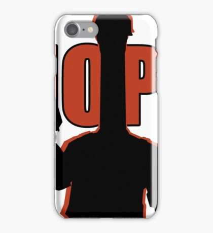 """RED """"NOPE"""" Engineer - Team Fortress 2 iPhone Case/Skin"""
