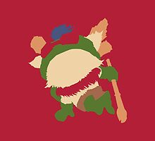 Teemo by Loxord