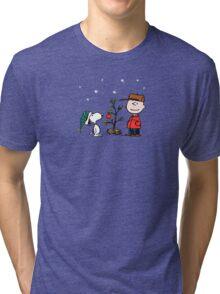 A Charlie Brown Christmas Tri-blend T-Shirt