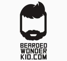 A T-Shirt for Winners by Bearded Wonder Kid by Edwin Culling