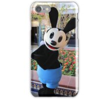 Oswald  iPhone Case/Skin