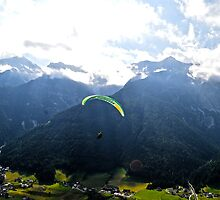 Paragliding 1 by forfrysning