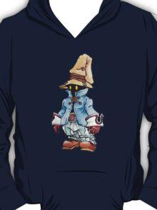 Final Fantasy 9 Vivi in Pastel &Colour Pencil T-Shirt