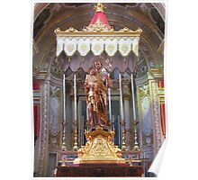 The Holy Patriarh Joseph Poster