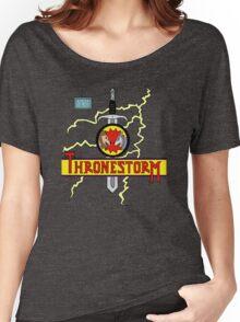 Thronestorm Women's Relaxed Fit T-Shirt