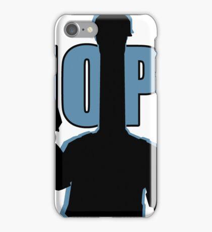 "BLU ""NOPE"" Engineer - Team Fortress 2 iPhone Case/Skin"