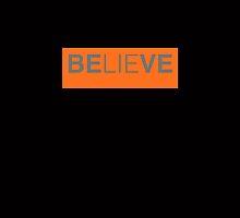 Black Believe by fluffylarueable