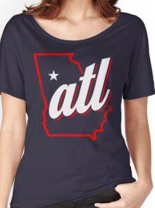 atl Women's Relaxed Fit T-Shirt