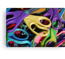 Shear Fun Canvas Print