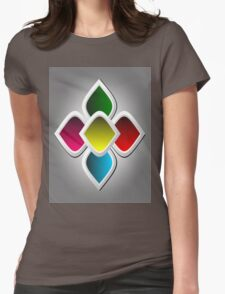 Colorful Arabic Style Design T-Shirt