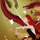 Dragon Quest by Nicolas Rix