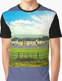 Hollyhill Opposite Hollywood Estate Graphic T-Shirt
